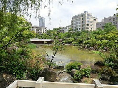 中古マンション-港区赤坂8丁目 周辺環境:檜町公園