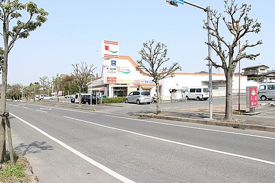 土地-土浦市烏山5丁目 スーパーマーケットハリガエ(2500m)