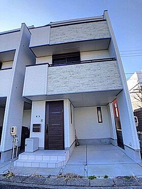 中古一戸建て-名古屋市天白区平針3丁目 落ち着いたお洒落な外観です