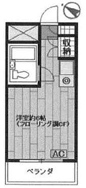 マンション(建物一部)-豊島区池袋本町2丁目 間取り