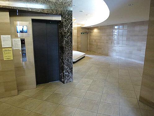 マンション(建物一部)-大阪市福島区大開2丁目 エレベーターには防犯モニタ搭載