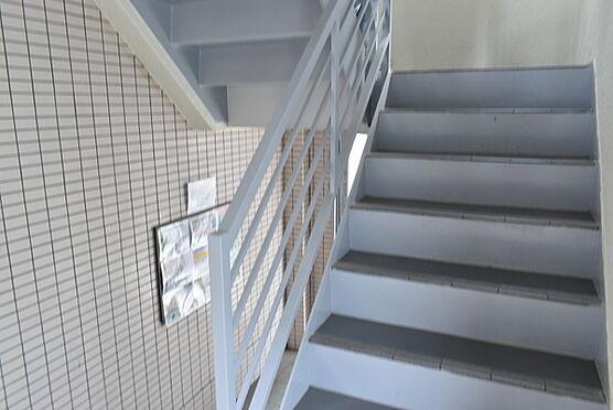 一棟マンション-江戸川区西葛西8丁目 階段