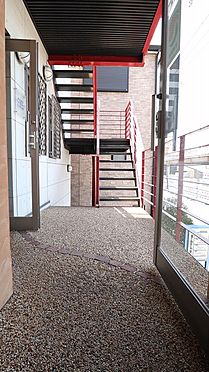 ビル(建物全部)-和歌山市築港5丁目 階段