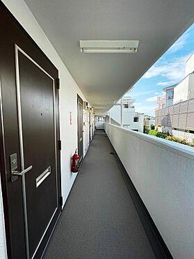 マンション(建物一部)-横浜市神奈川区白楽 共有部分の管理状態も問題ありません。