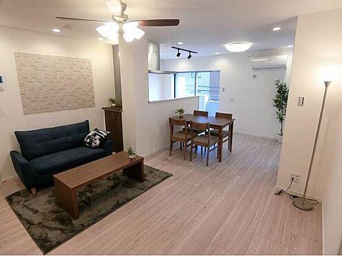 中古マンション-横浜市西区中央1丁目 居間