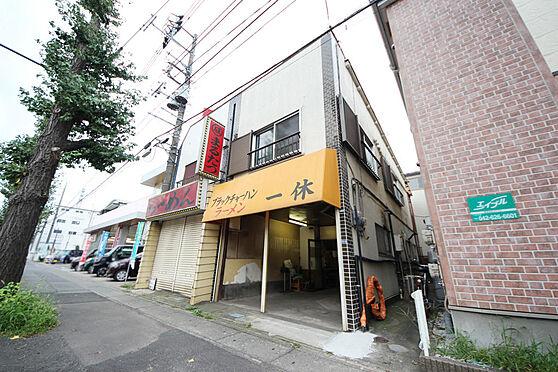 店舗付住宅(建物全部)-八王子市大和田町2丁目 1階は店舗、2階は居住用スペースとなっております。