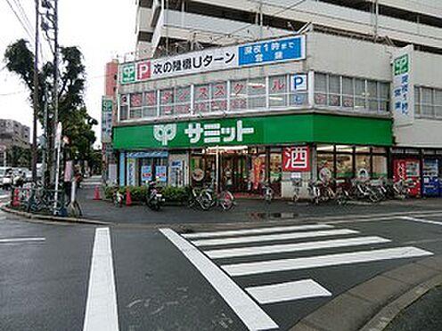 マンション(建物全部)-世田谷区下馬6丁目 サミット野沢店