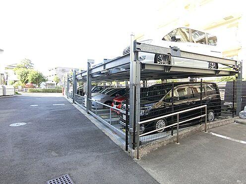 中古マンション-八王子市松木 マンションの立体駐車場です。きれいに管理されています。