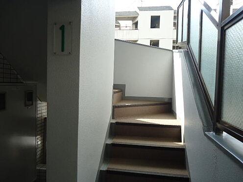 マンション(建物一部)-世田谷区船橋5丁目 階段