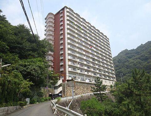 区分マンション-神戸市東灘区住吉台 外観
