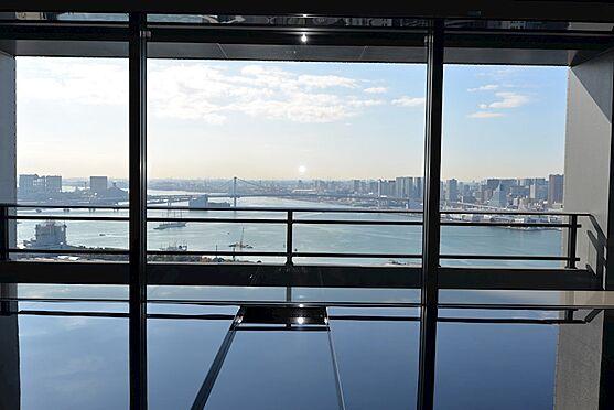 中古マンション-中央区勝どき5丁目 40階スカイビューラウンジからの眺望です。