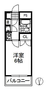 マンション(建物一部)-大阪市平野区長吉出戸8丁目 住空間と水まわりをわけたくらしやすい1K