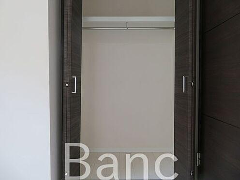 中古マンション-渋谷区初台2丁目 WICを配置しているのでお部屋もスッキリ片付きます