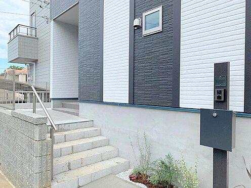 新築一戸建て-多摩市桜ヶ丘3丁目 1号棟玄関