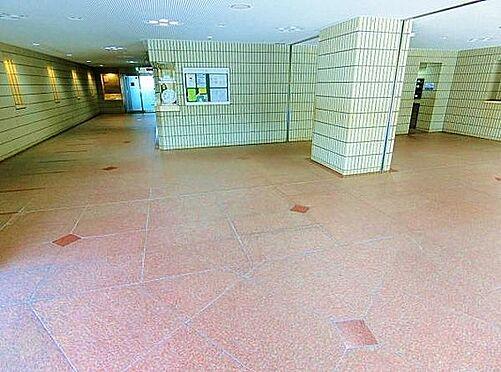 区分マンション-神戸市須磨区北落合6丁目 開放感ある共用部