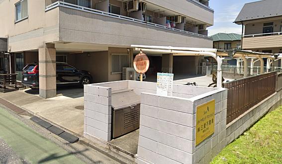 一棟マンション-東松山市神明町1丁目 駐車場