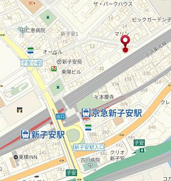 マンション(建物一部)-横浜市神奈川区新子安1丁目 その他