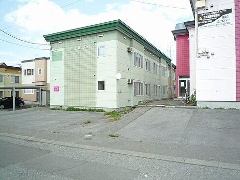 アパート-旭川市春光台二条1丁目 外観
