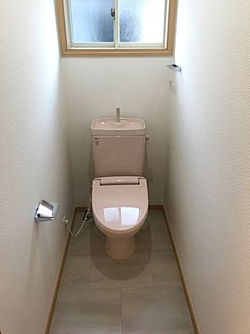 中古一戸建て-さいたま市西区三橋5丁目 2階トイレ