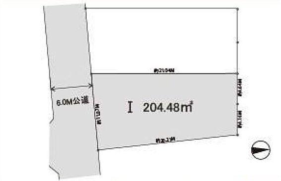 アパート-三郷市早稲田2丁目 配置図