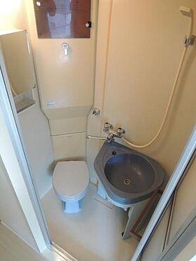 マンション(建物一部)-江東区亀戸2丁目 トイレ
