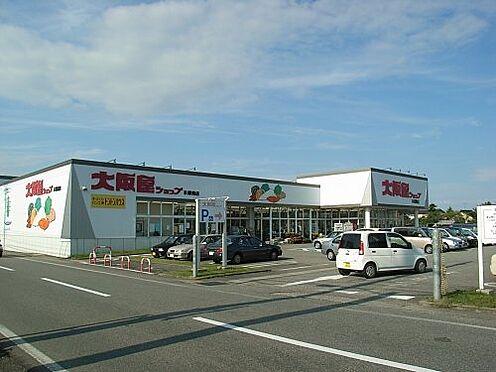 土地-富山市本郷町 【スーパー】大阪屋ショップ 本郷南店まで1184m