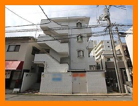 ビル(建物全部)-広島市南区東雲2丁目 外観