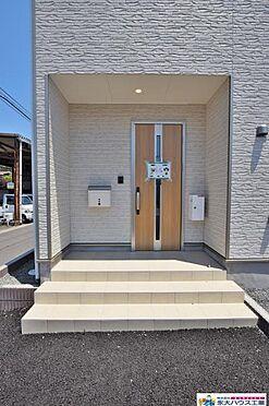 戸建賃貸-東松島市小野字裏丁 玄関