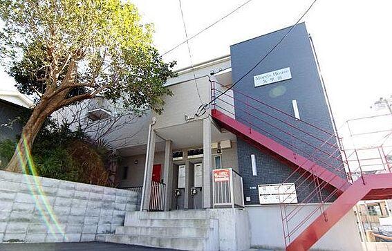 アパート-横須賀市久里浜8丁目 外観
