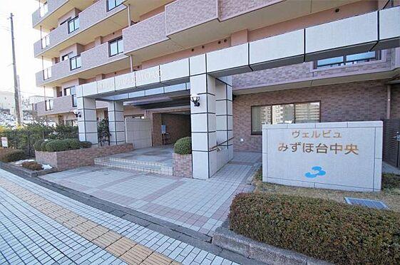 中古マンション-仙台市泉区みずほ台 外観
