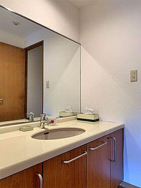 中古マンション-伊東市富戸 ≪洗面。脱衣室≫ こちらも綺麗な状態です。