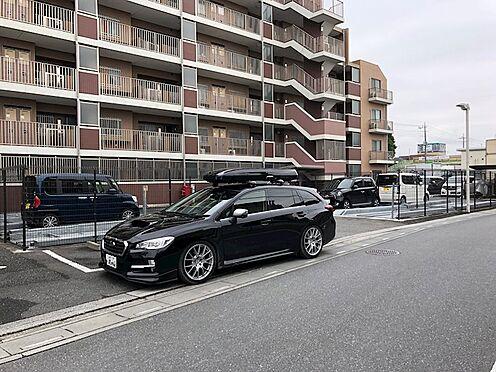 中古マンション-熊谷市新堀 駐車場