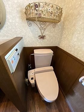 中古一戸建て-町田市小山町 2階トイレ(洗浄便座付き)