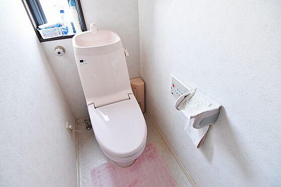 中古一戸建て-富谷市明石台5丁目 トイレ