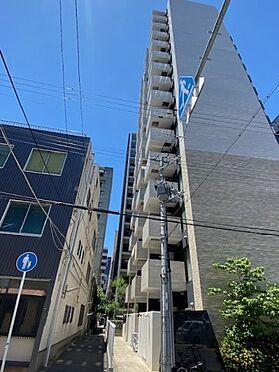 中古マンション-大阪市中央区農人橋2丁目 マンション外観