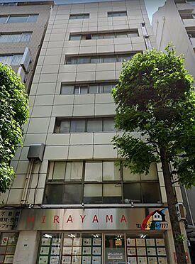 事務所(建物一部)-新宿区新宿1丁目 外観