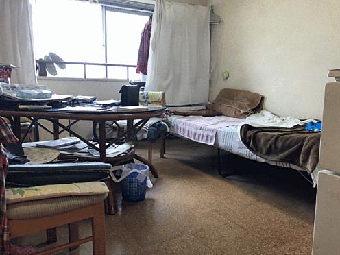 中古マンション-那覇市松川 家具は全撤去となります。