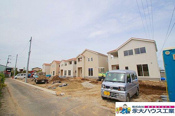 新築一戸建て-大崎市古川桜ノ目字飯塚江 外観