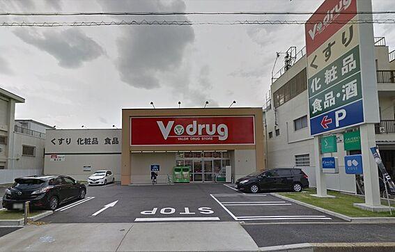 アパート-名古屋市昭和区白金1丁目 V・drug福江店…約327m