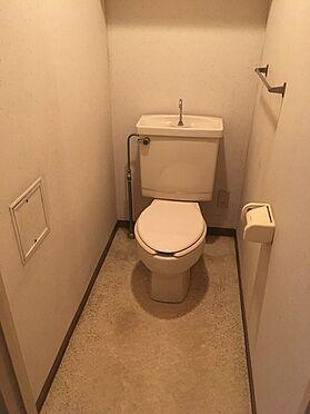 中古マンション-北本市深井3丁目 トイレ