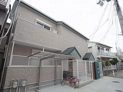 アパート-神戸市長田区池田広町 外観
