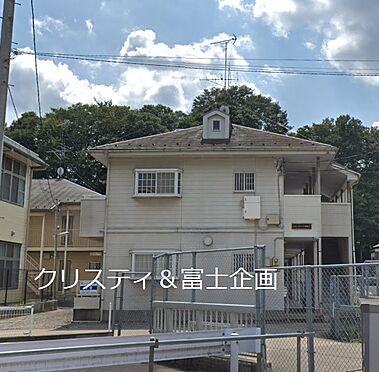 アパート-和光市新倉 外観