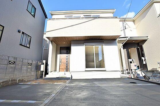 新築一戸建て-仙台市若林区木ノ下2丁目 外観