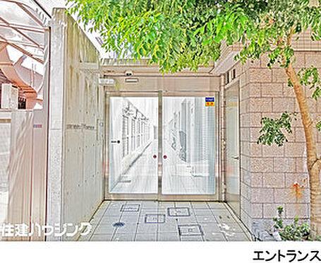 マンション(建物一部)-港区南青山2丁目 玄関