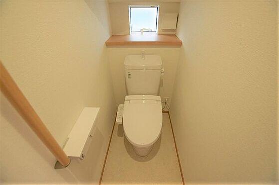 新築一戸建て-仙台市青葉区中山7丁目 トイレ