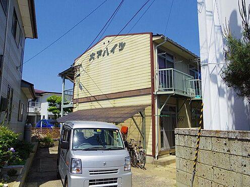 アパート-福島市岡部字大下 外観