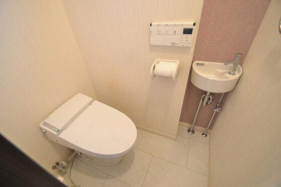 中古一戸建て-立川市砂川町7丁目 トイレ