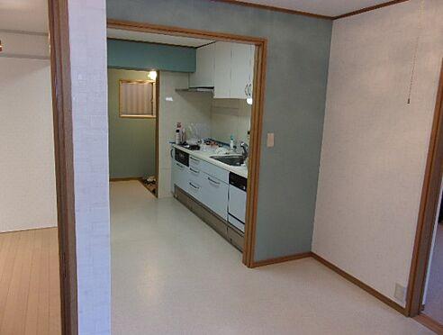 マンション(建物全部)-板橋区志村1丁目 キッチン