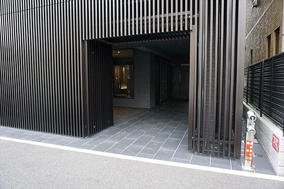 中古マンション-横浜市神奈川区栄町 エントランス