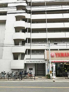 マンション(建物一部)-大阪市生野区新今里3丁目 外観